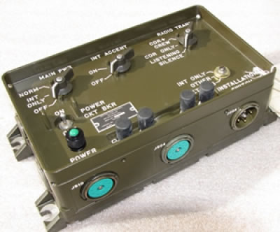 Vehicle Communications Equipment An/vic-1